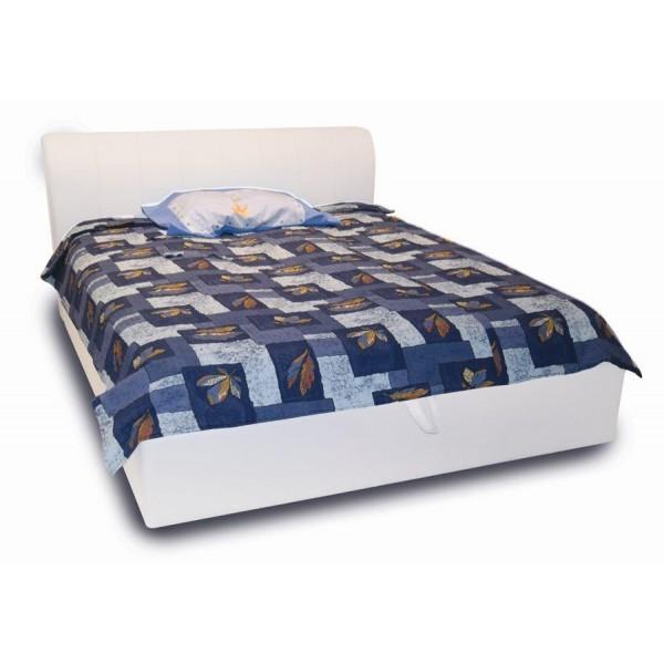 Krevet Luana s mehanizmom za podizanje - Bijela