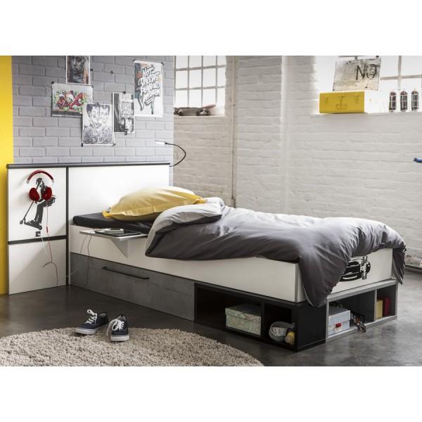 Dječja soba Street - krevet