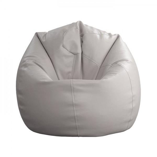 Vreća za sjedenje Lazy bag (XXL) - bijela