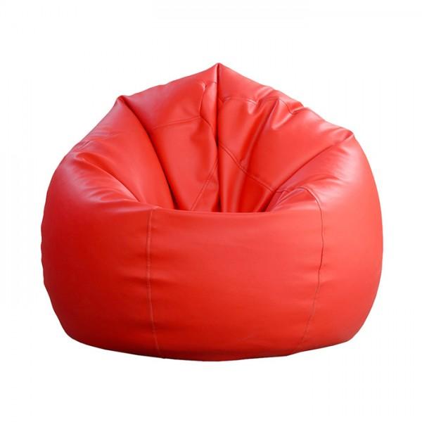 Vreća za sjedenje Lazy bag (XXL) - crvena