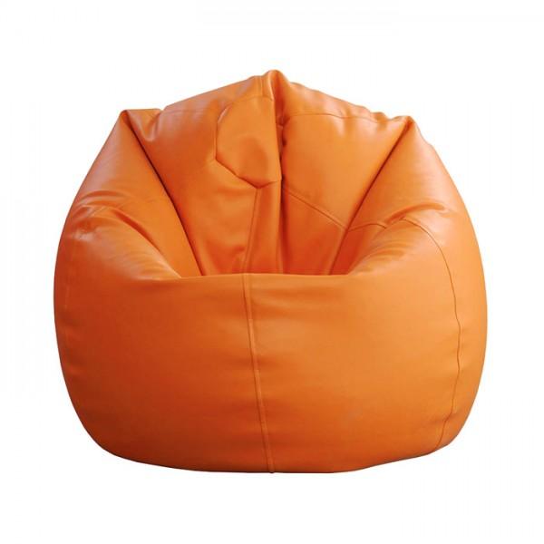 Vreća za sjedenje Lazy bag (XXL) - narančasta