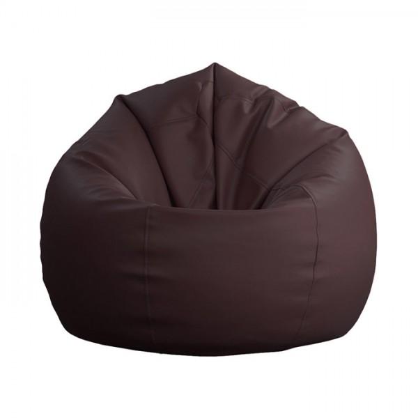 Vreća za sjedenje Lazy bag (XXL) - smeđa