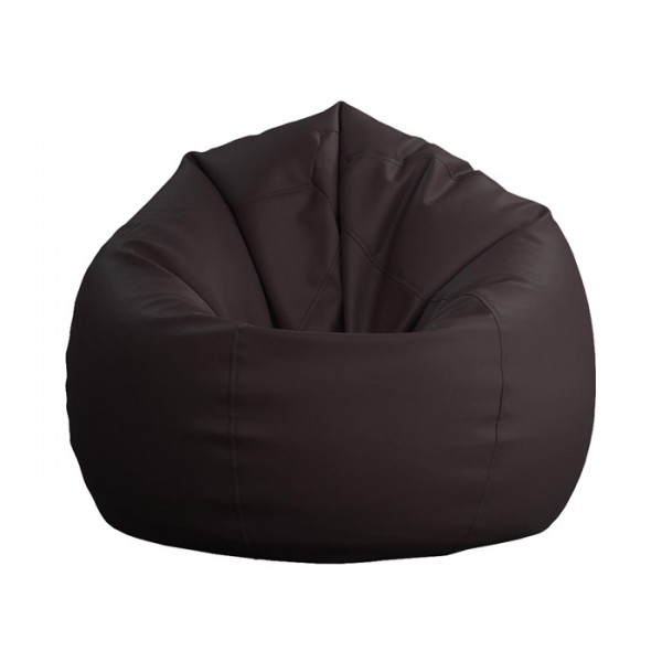 Vreća za sjedenje Lazy bag (XXL) - čokoladno smeđa