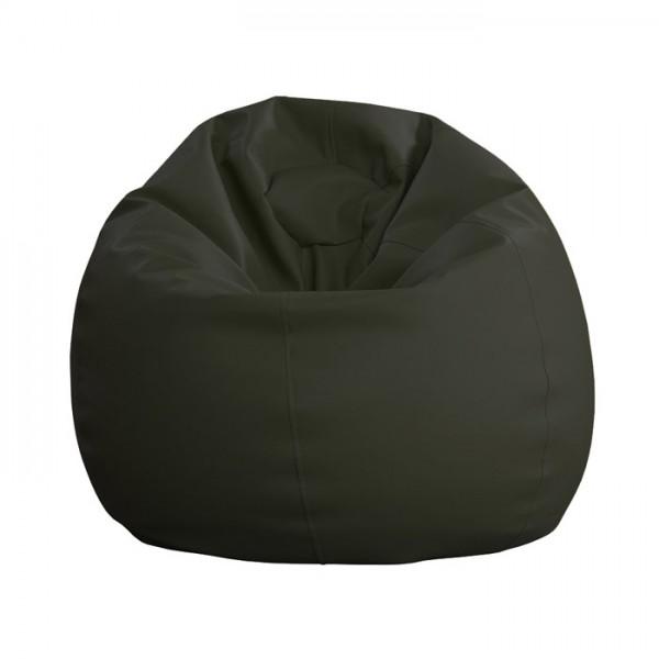 Vreća za sjedenje Lazy bag (XXL) - tamno zelena