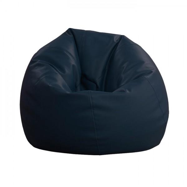 Vreća za sjedenje Lazy bag (XXL) - tamno plava
