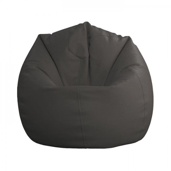 Vreća za sjedenje Lazy bag (XXL) - tamno siva