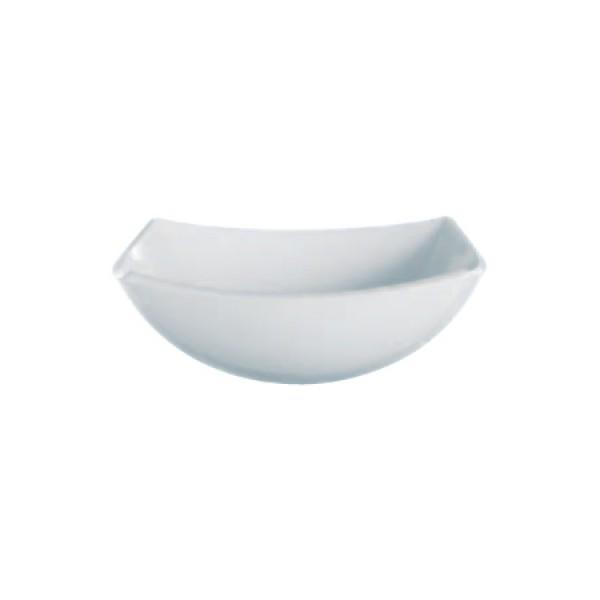 Zdjela Quadrato Bijela: 16 cm
