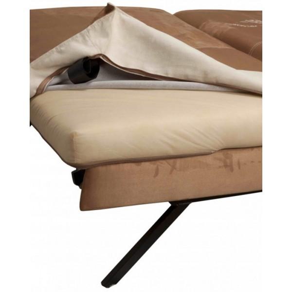 Multifunkcijska sjedeća garnitura Elegant s ležištem - Uklonjiva presvlaka