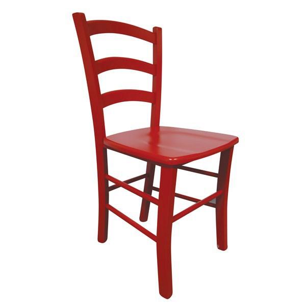 Stolica Paesana: masivno sjedište - crvena