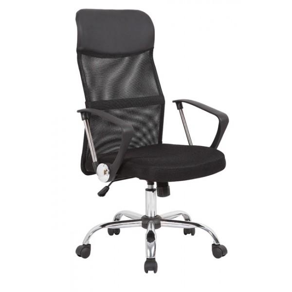 Uredska stolica Sparko: crna