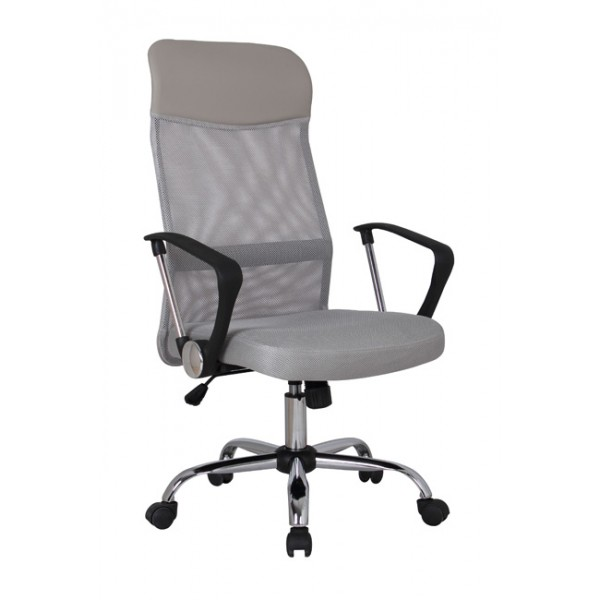 Uredska stolica Sparko: siva