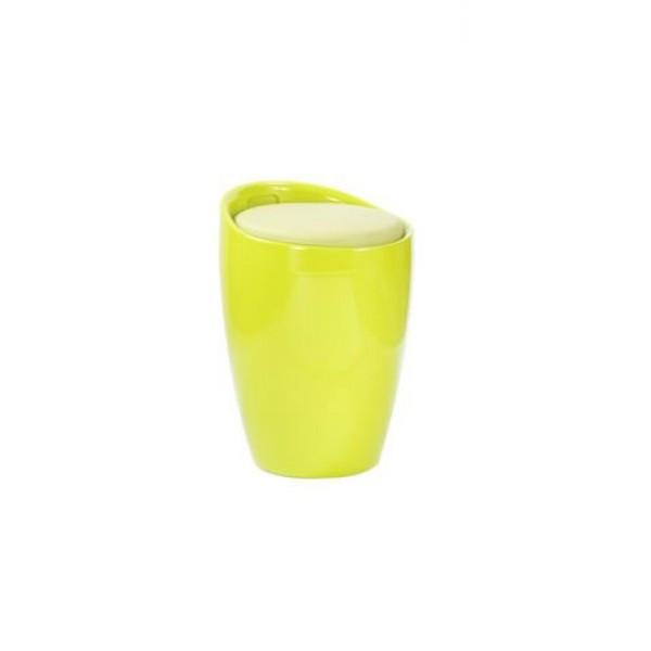 Stolac sa sandukom Skittle: žuta