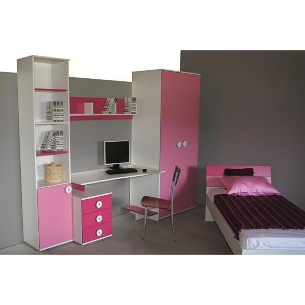 Dječja soba TEEN COLOURS - roza