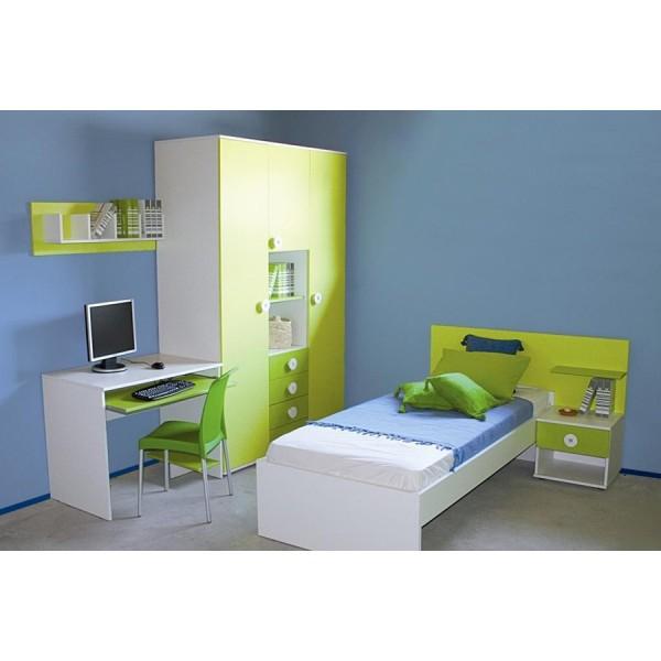 Dječja soba TEEN COLOURS - zelena