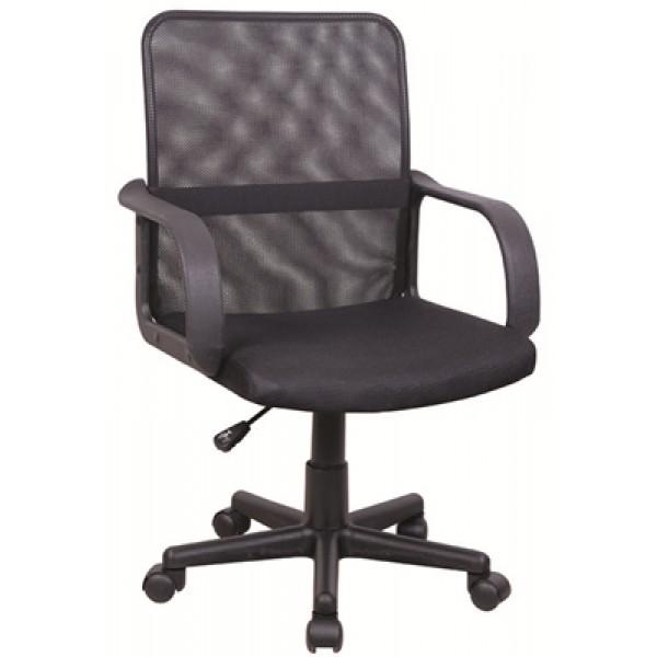 Uredska stolica TOBI (crna)