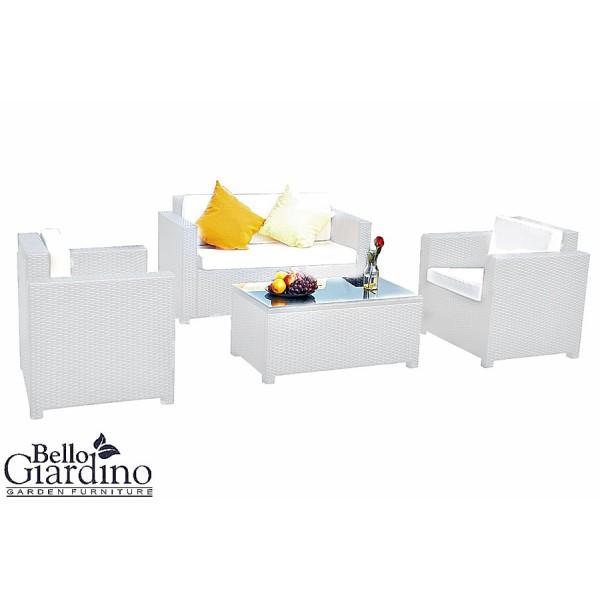 Vrtni namještaj Calmo - bijela