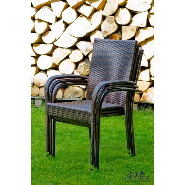 Vrtni namještaj Eccellente - stolice